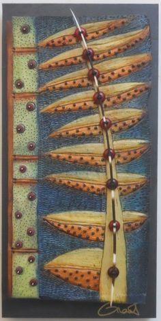 VICKI  GRANT - 12316 - Homage to Tane Mahuta Series