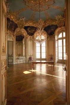 Hôtel de Soubise, Paris, France.