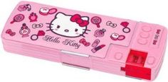 Amazon.com: Hello Kitty Deluxe Pencil Case: Melody: Office Products