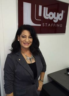 Melissa Matos, CSP, Director of Operations for LLoydSouth in Fort Lauderdale Florida, has just hit an even dozen years with LLoyd!