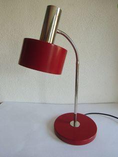 Vintage Tischlampen - 70er Jahre SCHREIBTISCHLAMPE - ein Designerstück von MaDuett bei DaWanda