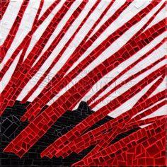 Autor: Juan Carlos Muñoz Betancur. Título: De la Serie Pre-juicios No. 6. Año: 2011. Técnica: Mosaico sobre MDF. Dimensiones: 35.5 x 35.5  cm. Se entrega con certificado de autenticidad firmado y con la huella del autor.