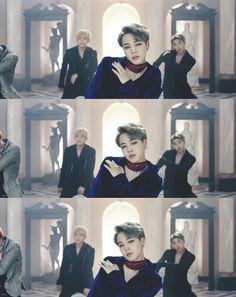 #Jimin #BTS || Blood, Sweat & Tears M/V