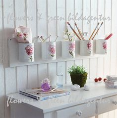 5 Creative Clever Ideas: Shabby Chic Pink Wallpaper shabby chic crafts to make.Shabby Chic Crafts To Make. Shabby Chic Mode, Style Shabby Chic, Shabby Chic Pink, Shabby Chic Kitchen, Shabby Chic Decor, Rustic Decor, Shabby Chic Vanity Chair, Shabby Chic Furniture, Bedroom Furniture