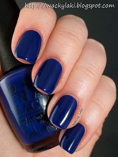 My new fave color I'm wearing today! #primppolish OPI…Eurso Euro #OPIEuroCentrale