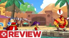 Shantae: Half-Genie Hero Review