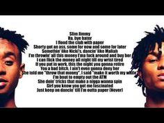 Rae Sremmurd ft Nicki Minaj Young Thug - Throw Sum Mo (lyrics by @koukib...