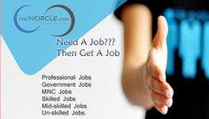 Find The #Job Vacancy  In Delhi,Bangalore & Pune Apply Through #THEINCIRCLE