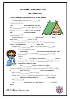 PAST SIMPLE | FREE ESL worksheets - Repinned by Chesapeake College Adult Ed. We offer free classes on the Eastern Shore of MD to help you earn your GED - H.S. Diploma or Learn English (ESL) . For GED classes contact Danielle Thomas 410-829-6043 dthomas@chesapeke.edu For ESL classes contact Karen Luceti - 410-443-1163 Kluceti@chesapeake.edu . www.chesapeake.edu