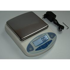 Pakketweegschaal 10 g - 20 kg