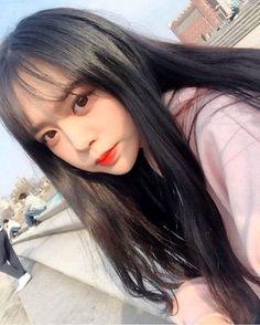 ˗ˏˋ ♡ @ e t h e r e a l _ ˎˊ˗ Ulzzang Korean Girl   Hair and Makeup