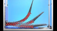 DLR entwickelt bionische Landeklappe