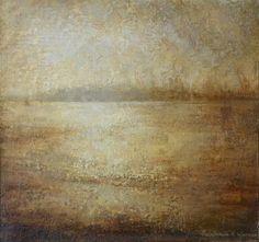 Benjamin Warner - Autumn Light, Towards Falmouth Docks