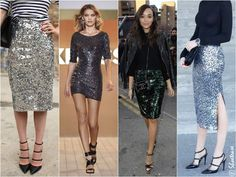 cb305af2b4b3 Best Shoes to Wear with Sequin Dresses   Skirts