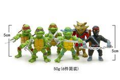 TMNT teenage mutant ninja turtles action figures set Tees action figure 1988 Leonardo