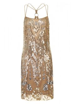 Cami Sequinned Dress