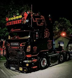 Trailers, Customised Trucks, Motivation, Buses, Awesome, Vehicles, Motors, Euro, Wraps