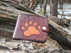 Webpromotion für Ihren Shop: Leather brown wallet