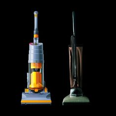 Dyson invent things to perform better.