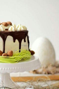Brombeere Torte zu Ostern (von sugar meets chili)