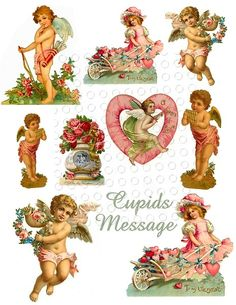 Victorian Valentines - Elizabeth Pack