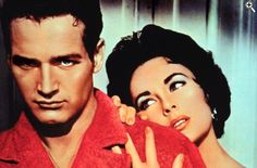 Cat On A Hot Tin Roof (and The Most Gorgeous Pairing In Movie History With