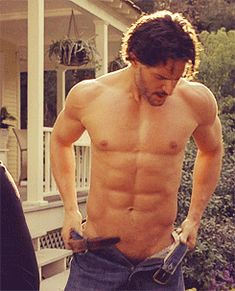 Like a fine wine, he just gets better with age. | The Evolution Of Joe Manganiello