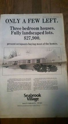 Seabrook Homes