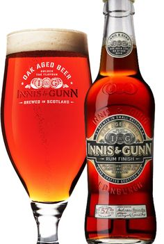 Rum Finish   Innis & Gunn