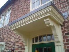 Georgian Porch. Door Canopy ... & 17 Best Georgian front doors images | Doors Porch roof Front Porch