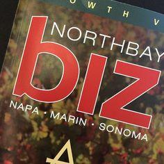 North Bay Biz magazine featured Not Yer Momma's Granola in their December 2014 issue