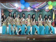 danza árabe en el Liceo..