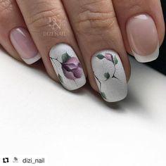 Nails floral 50 Beautiful Floral Nail Designs For Spring - Page 29 of 50 50 Beautiful Floral Nail Designs For Spring - Page 29 of 50 - Chic Hostess Cute Nail Art, Cute Nails, Pretty Nails, Acrylic Nail Designs, Nail Art Designs, Acrylic Nails, Nails Design, Pink Nails, My Nails