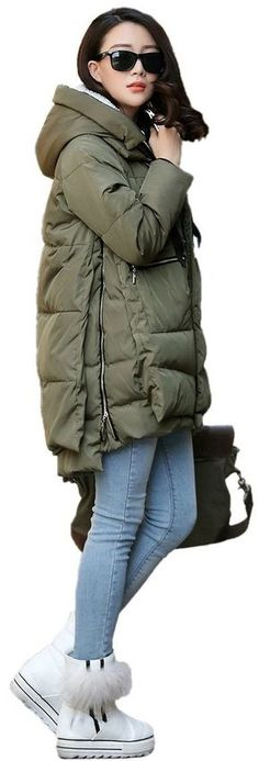 Orolay® Women's Thickened Down Jacket
