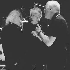 David Crosby,David Gilmour & Nash #rtl