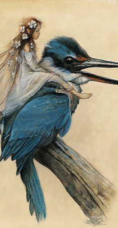 Jean-Baptiste Monge Official Website Professional Illustrator, Painter, Character Designer Publishing and Entertainment JBMonge (c) Copyright Fairy Drawings, Fairy Paintings, Fairy Pictures, Vintage Fairies, Fairytale Art, Whimsical Art, Whimsical Tattoos, Fairy Art, Magical Creatures