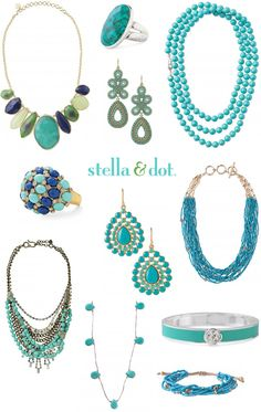 LOVE stella & dot jewelry!!