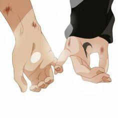 Narusasu naruto x sasuke love kiss cute best friend friendship ❤