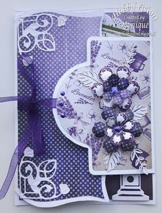 Friendship Cards, Envelope, Birthday Cards, Stencils, Lavender, Big Shot, Gift Wrapping, Handmade Cards, Templates