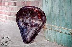 Hades Saddle Spirit Leather by SPIRIT LEATHER, via Flickr