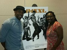 "Tinsel & Tine (Philly Film & Food Blog): MAGIC MIKE XXL: Review and Interview with Stephen ""tWitch"" Boss at Sofitel Philadelphia"