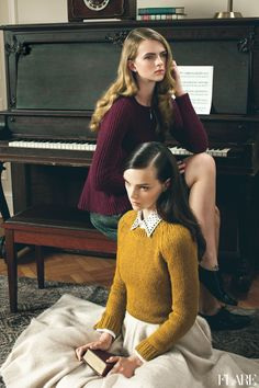 Ivy League - November 2012 / Beauty Director: Carlene Higgins / Assistant Art Director: Jessica Hotson / Photographer: Andrew Soule