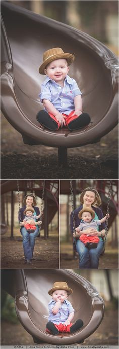 ©2014 | www.AmaByAisha.com | Texas photographer | 7 months old baby portraits