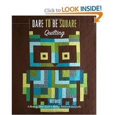 LOVE THIS  BOOK! A Block-by-Block Guide to Making Patchwork and Quilts by Boo Davis