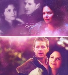 OUAT ~ Snow White and Prince Charming. So cute together!! I <3 Once Upon A Time!
