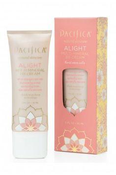 PACIFICA Perfume ALIGHT MULTI-MINERAL BB Tinted FACE CREAM Moisturiser VEGAN | eBay
