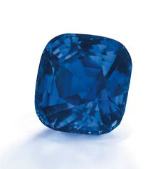 An exceptional Kashmir 'Royal Blue' 35.09 carats sapphire and diamond ring