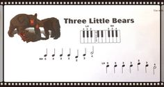 Were any bears harmed in the making of Piano Town? A five-year-old student was quite concerned. Read more.