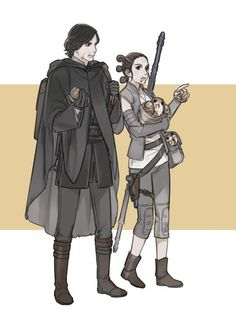 Christian, INTJ, artist, graphic design student, and unapologetic reylo. Find me on under space_trash_princess Reylo, Rey Star Wars, Star Wars Fan Art, Kylo Ren And Rey, Star Wars Ships, Star War 3, The Force Is Strong, Marvel, Love Stars