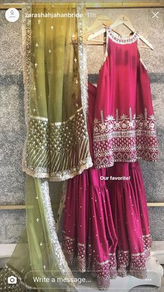 Pakistani Fashion Party Wear, Pakistani Wedding Outfits, Indian Bridal Outfits, Indian Fashion Dresses, Dress Indian Style, Indian Designer Outfits, Shadi Dresses, Pakistani Formal Dresses, Pakistani Dress Design